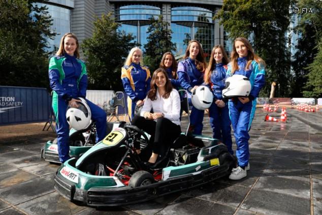 """La FIA: """"En el motor sólo hay un 5% de mujeres, debe haber un 50%"""" - SoyMotor.com"""
