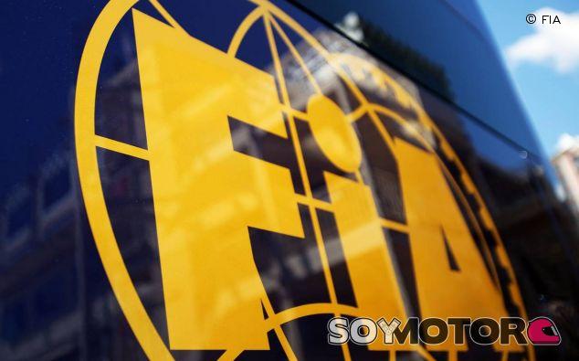 Logo FIA - LaF1