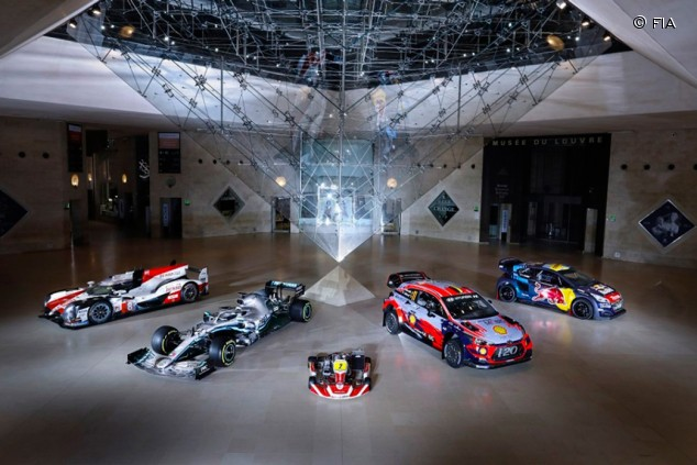 La FIA celebra esta tarde su gala de premios 2019 en París - SoyMotor.com