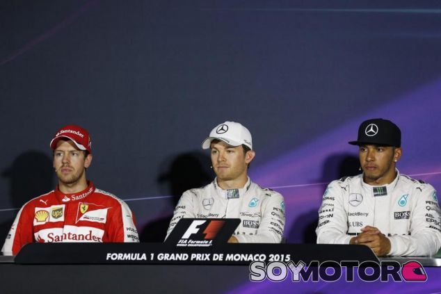 Rueda de prensa del domingo en Mónaco - LaF1.es