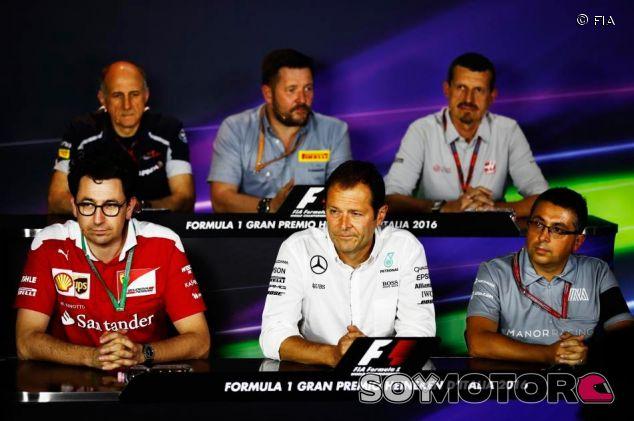 GP de Italia F1 2016: Rueda de prensa del viernes - LaF1