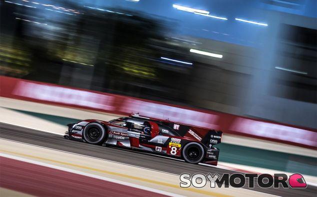 El Audi ganador,el número 8 - LaF1