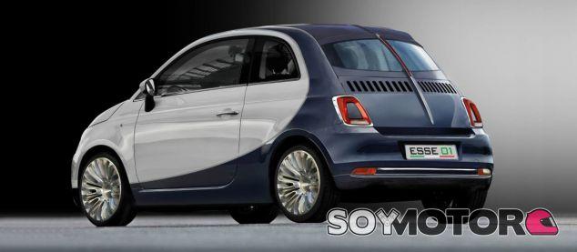 Scuderia-e ofrece un Fiat 500e con batería de 56 kWh - SoyMotor.com