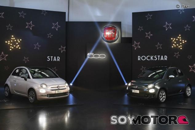 Star y Rockstar, los dos nuevos puntales del Fiat 500 - SoyMotor.com