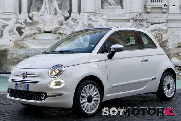 Fiat 500 Dolcevita: edición especial de aniversario - SoyMotor.com