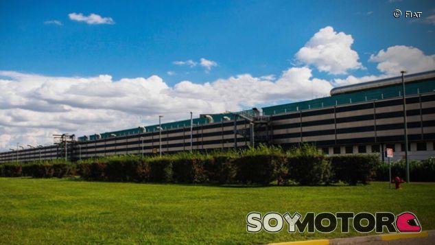 La planta de Fiat en Melfi, Italia – SoyMotor.com