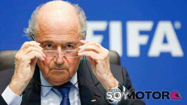 Joseph Blatter - LaF1