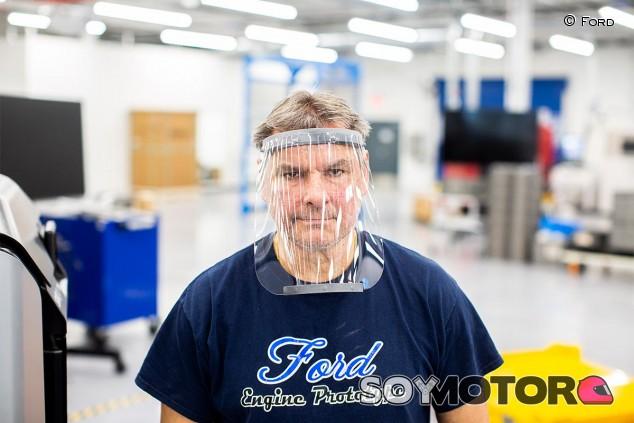 Ford recicla piezas del F-150 para fabricar respiradores artificiales - SoyMotor.com