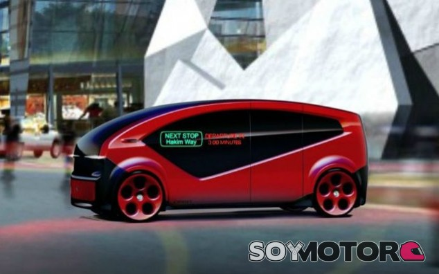 Fisker Orbit 2018 - SoyMotor.com