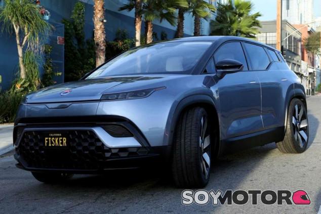 Fisker Ocean 2022: el nuevo SUV eléctrico ya está aquí - SoyMotor.com
