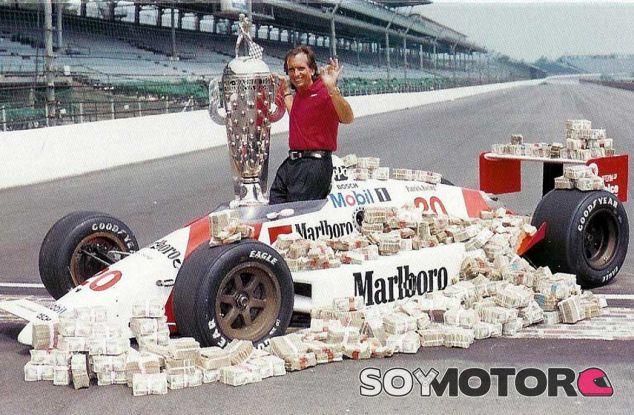Los dineros de Indy - SoyMotor.com