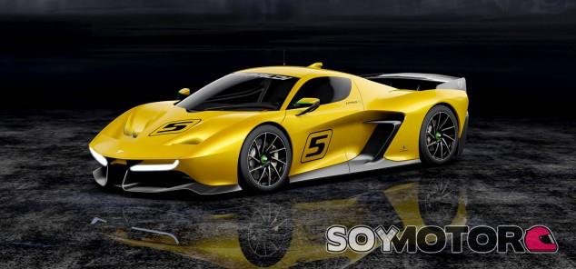 Fittipaldi EF7 - SoyMotor.com