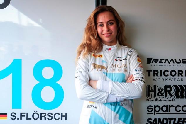 """Flörsch: """"Tienes que correr contra los mejores, no contra mujeres"""" - SoyMotor.com"""