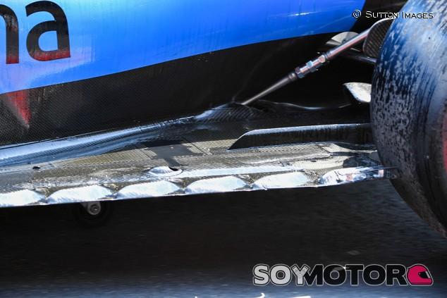 Russell se perderá los Libres 2 de Bakú tras el problema del alcantarillado - SoyMotor.com