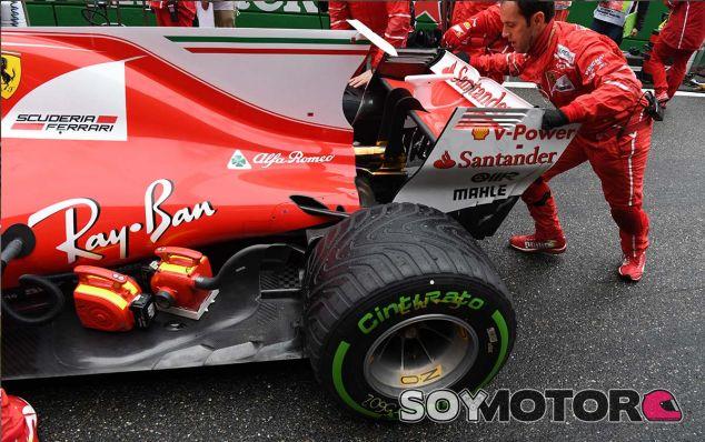 Ferrari planea introducir un nuevo fondo plano en Baréin - SoyMotor.com