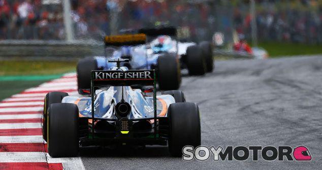 Hülkenberg termina sexto y Pérez, noveno - LaF1