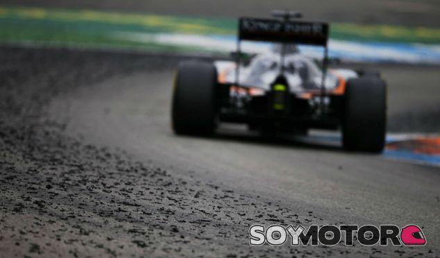 Detalle de Force India en Alemania - LaF1