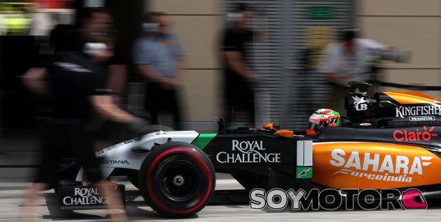 Force India prepara un programa para descubrir jóvenes talento