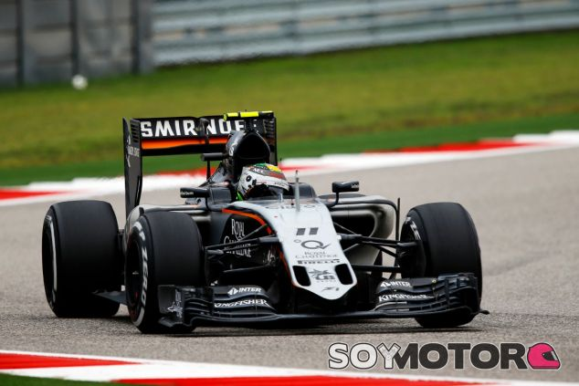 Force India reclama un adelanto - LaF1