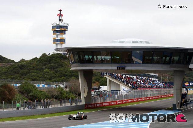 Jerez de la Frontera - LaF1