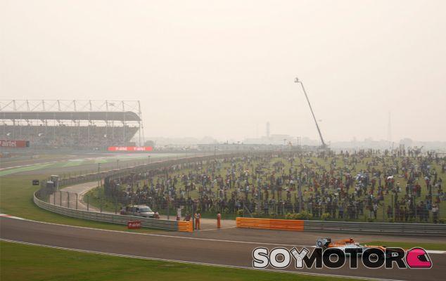 Instantánea del Gran Premio de 2012 - LaF1