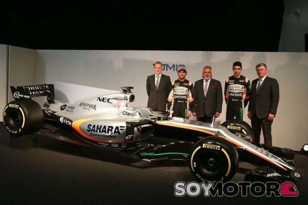 Presentación del Force India VJM10 - SoyMotor