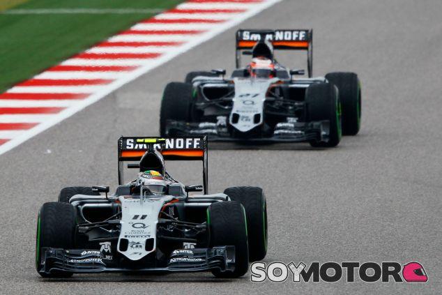 Force India se prepara para una de las carreras más especiales del año - LaF1