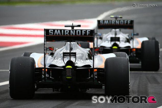 Si las negociaciones de Mallya fructifican, Force India será Aston Martin en 2016 - LaF1