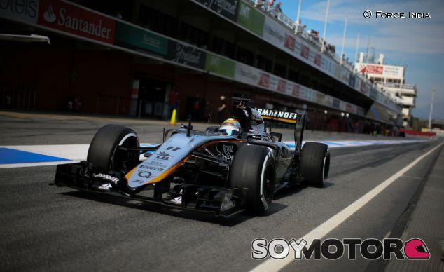 El VJM08 ha sido el último coche en debutar, no lo ha hecho hasta el 27 de febrero - LaF1