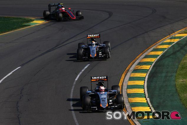 Force India contará con su coche 'B' en Austria - LaF1.es