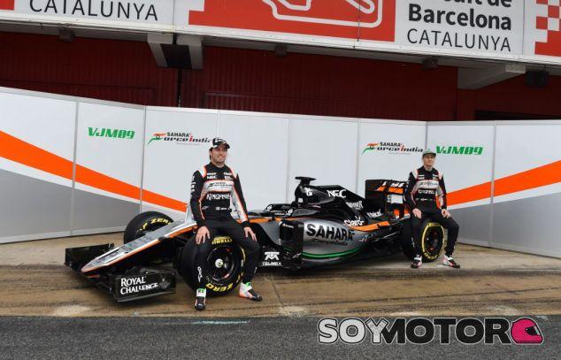 El año pasado la presentación fue en el paddock del Circuit de Barcelona-Catalunya - SoyMotor