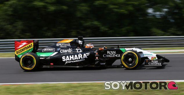 Force India usará el antiguo túnel de viento de Toyota - LaF1.es