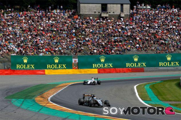 Force India se ve capaz de luchar de tú a tú frente a Williams - LaF1