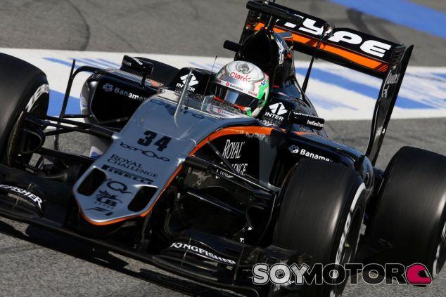 Force India seguirá unido junto a Diageo con Smirnoff - LaF1