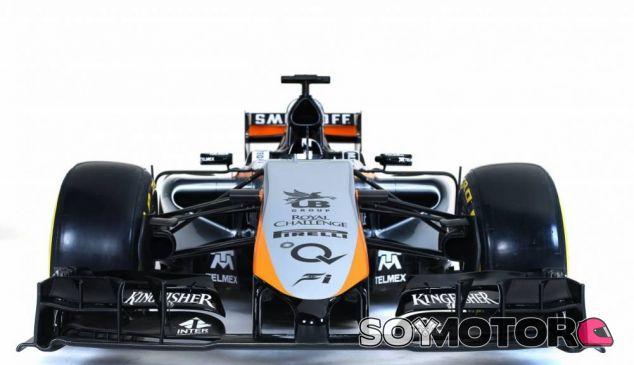 Más túnel de viento, la solución de Force India a su ausencia de Jerez - LaF1