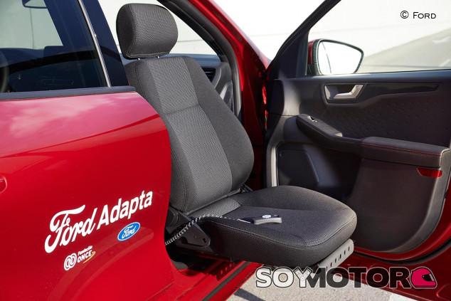 Ford Adapta, la solución para personas con movilidad reducida