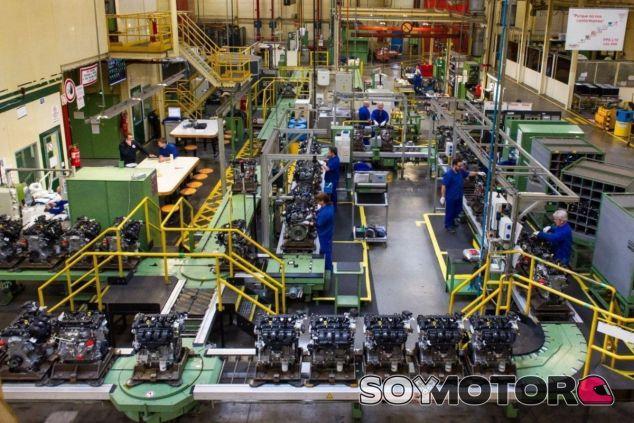 Ford Almussafes anuncia un ERTE de 22 días - SoyMotor.com