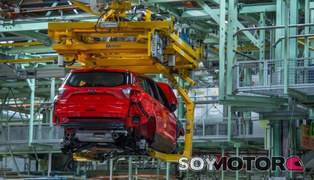 Ford fabricará la nueva generación del Kuga en Valencia - SoyMotor.com