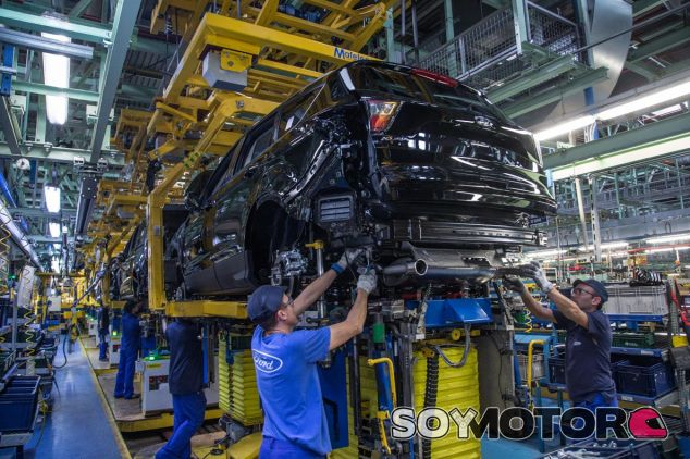 El Gobierno de Valencia invertirá cuatro millones de euros en la planta de Ford En Almussafes - SoyMotor.com