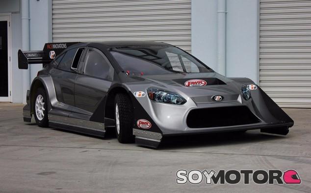Este Ford Focus competirá en la icónica subida de Pikes Peak este año - SoyMotor