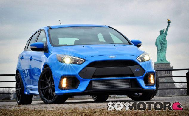 El Ford Focus es la alternativa perfecta de los compactos deportivos premium - SoyMotor