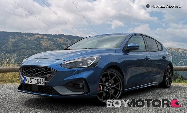 Ford Focus ST 2020: deportivo compacto para el día a día - SoyMotor.com