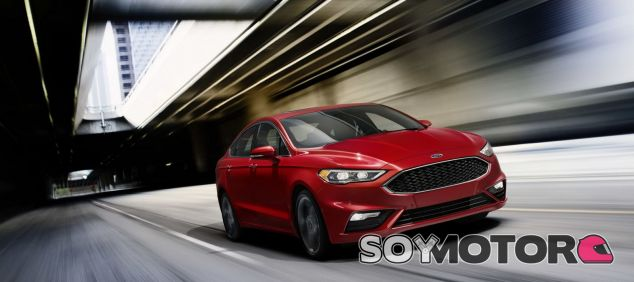 Ford Fusion - SoyMotor.com