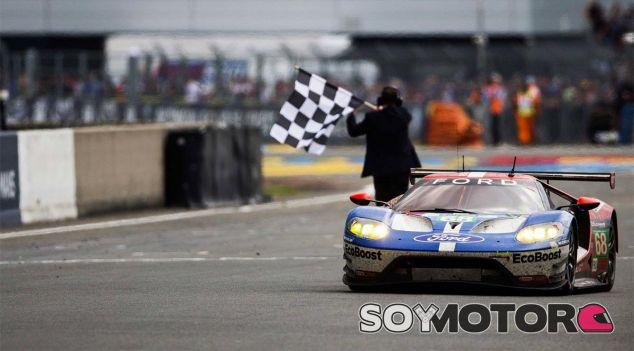 Ford vence Le Mans en su retorno a las famosas 24 horas - LaF1