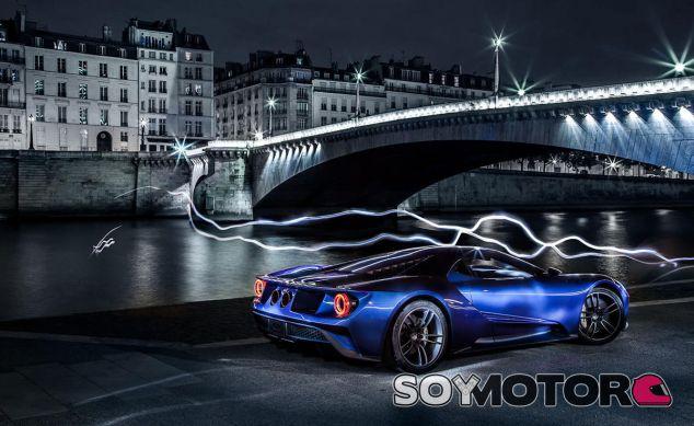 El Ford GT supera a nivel prestacional a modelos como el McLaren 675LT o el Ferrari 488 GTB - SoyMotor