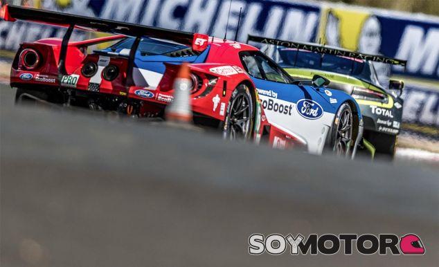 Ford en las 6 horas de Silverstone - LaF1