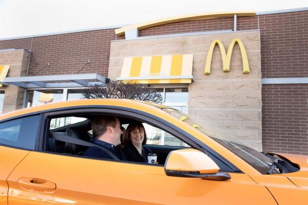 Ford transforma residuos de café de McDonald's en piezas de coche - SoyMotor.com