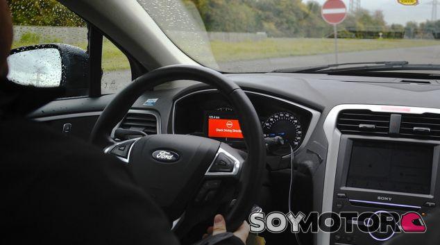 Ford está desarollando una auténtica nueva generación de sistemas de seguridad y ayudas a la conducción - SoyMotor