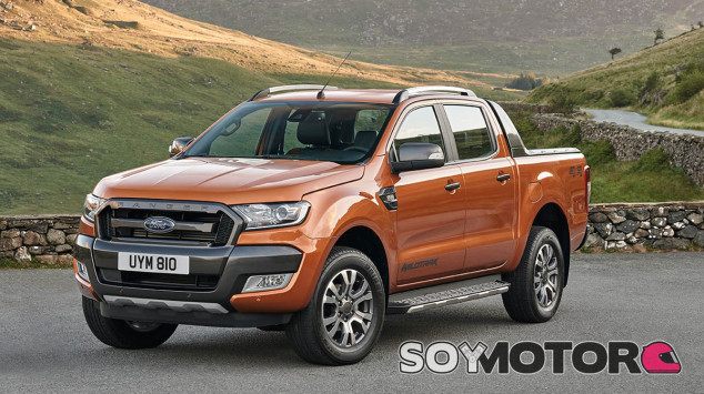 Ford presenta el Ranger 2016 para Europa, con más tecnología y motorizaciónes más eficientes - SoyMotor
