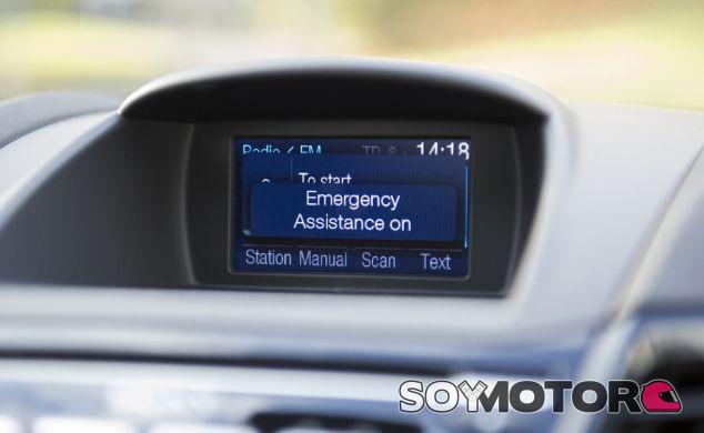 El sistema 911 Assist de Ford delata a una conductora a la fuga